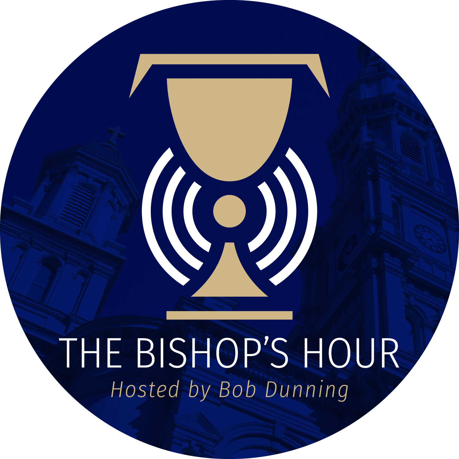 The Bishop's Hour logo