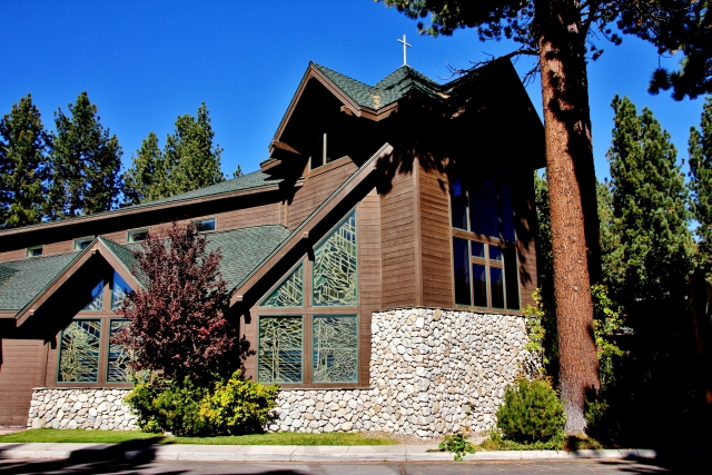 South Lake Tahoe, St Theresa Church
